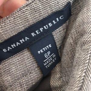 Banana Republic Skirts - LAST CHANCE Linen BR Skirt